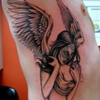 Santa muerte tattoos - Page 3 - Tattooimages biz
