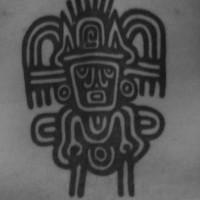 Primitive tribal art