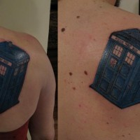 Doctor who friendship tattoo