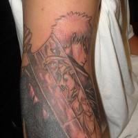 Devil may cry illustrazione tatuaggio