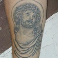 Tattoo of jesus tortures