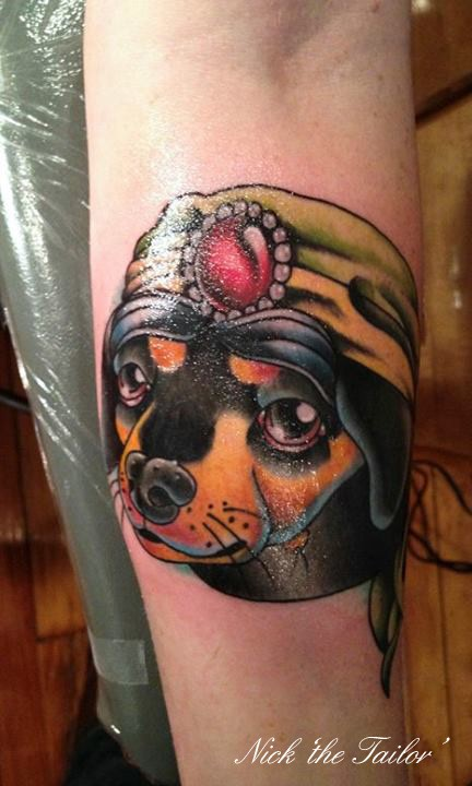 Awesome funny images part 2 for Funny dog tattoos